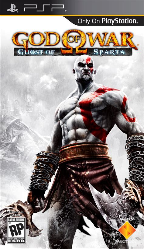 God Of War : Ghost Of Sparta [USA] | PSP Indo™