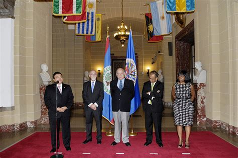 Belize Assumes the Chair of the OAS Inter-American Council