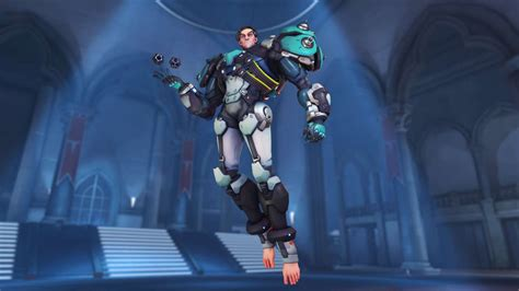 Overwatch's New Hero, Sigma, Abilities & Ultimate Detailed