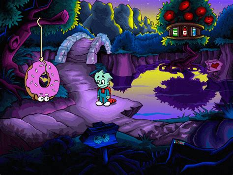 Pajama Sam 3: You Are What You Eat From Your Head To Your