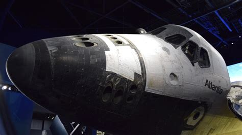 An Evening With Space Shuttle Atlantis | Hackaday