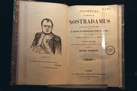 Nostradamus's Prophesies on the End of the World