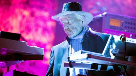Tangerine Dream Founder Edgar Froese Dead at 70   Rolling