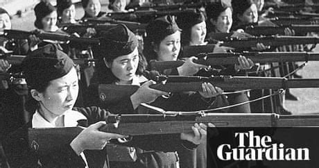 The rise of Japanese militarism in the second world war