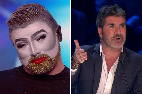 Danny Beard says Simon Cowell doesn't get gay acts