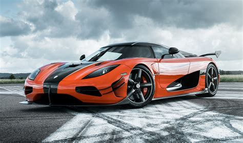 Koenigsegg Agera XS: First in the US at Monterey