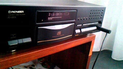 Pioneer pd-s701 - YouTube
