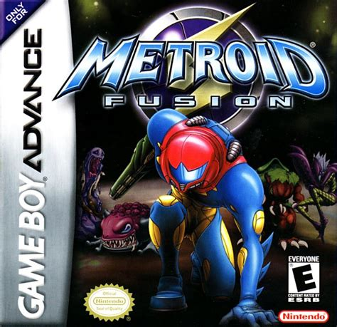 Metroid Fusion for Game Boy Advance (2002) - MobyGames