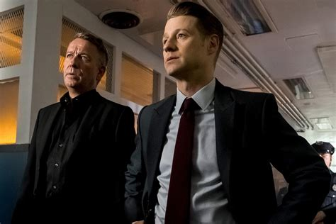 Gotham Exclusive Clip: Jim Gordon and Alfred Hit a