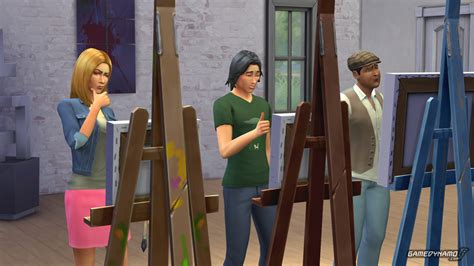 The Sims 4 – Skills Guide | GameDynamo