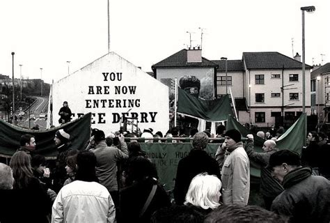 Narrative of events of Bloody Sunday (1972) - Wikipedia