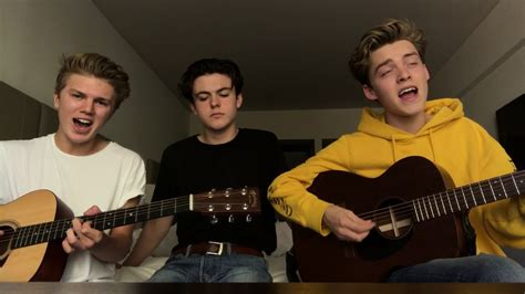 Too Much To Ask - Niall Horan (Cover by New Hope Club