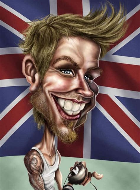 31 Funny Caricatures of The Celebrities