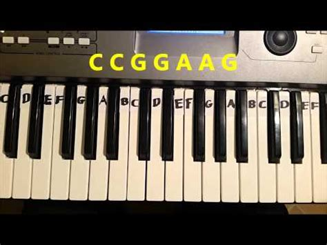 How To Play ABC Alphabet Song