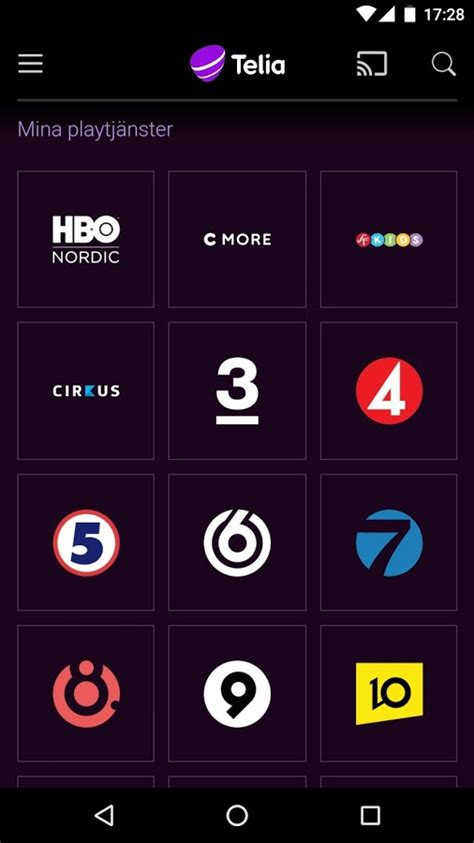 Telia Play+ - Android Apps on Google Play