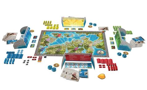 Ticket to Ride creator shakes things up with earthquake