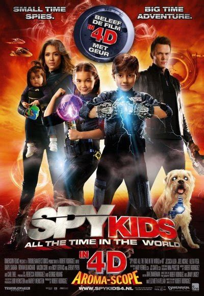 Spy Kids - All the Time in the World in 4D (2011) (In