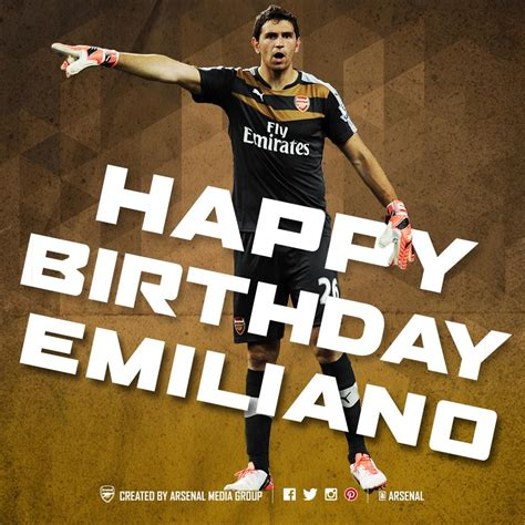 """Arsenal FC on Twitter: """"Morning all and happy birthday to"""