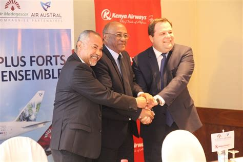 As African skies get crowded, Kenya Airways escapes to the