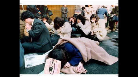 """Government """"drills"""" took place before 1995 Japan sarin gas"""