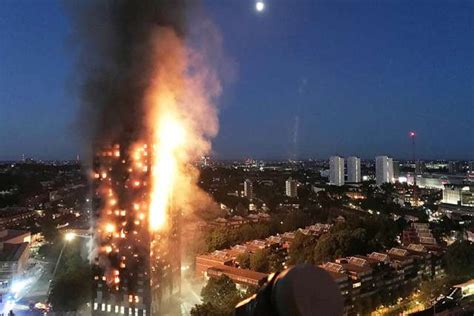 Catholic community offers prayer, supplies for London fire