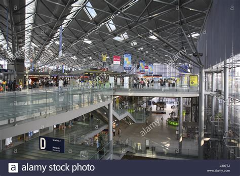 Germany, Cologne, terminal 2 of the Airport Cologne-Bonn