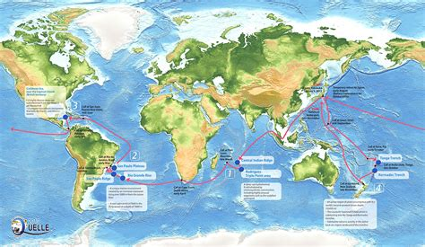 Quest for the Limit of Life [An around-the-world voyage by