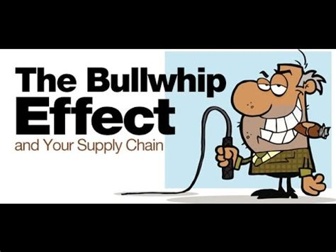 What is The Bullwhip Effect? - YouTube
