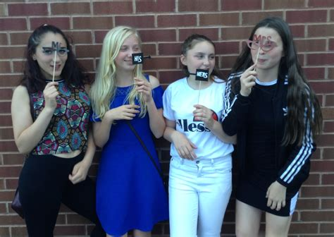 Year 8 Leavers' Disco 004 – St Bede's Catholic Middle