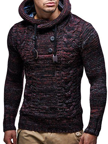 LEIF NELSON Men's Knitted Pullover 20227 – Menswear Warehouse