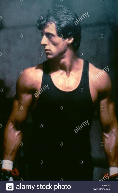 Sylvester Stallone / Rocky III / 1982 directed by