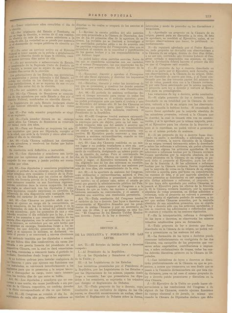 The Constitution of 1917 - The Mexican Revolution and the