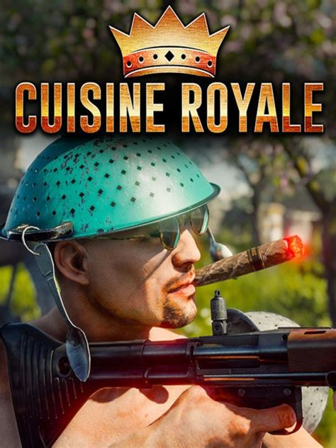 Cuisine Royale All Weapon Stats List | Best Weapons