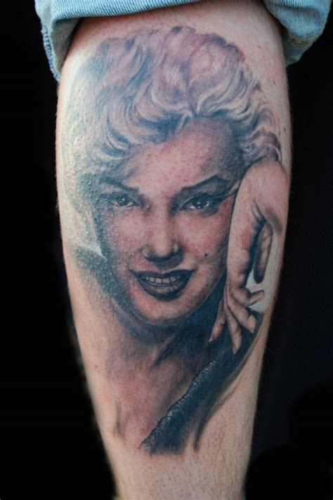 Portrait Tattoos Designs, Ideas and Meaning   Tattoos For You