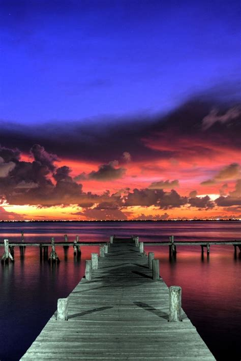 Wharf Wallpaper for iPhone HD, Background 640x960
