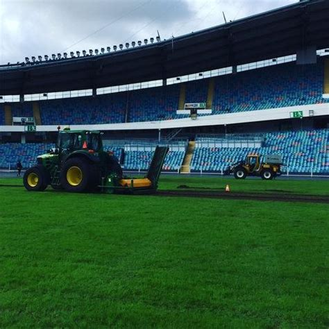 Ullevi Stadium and Heden Arena are getting championship