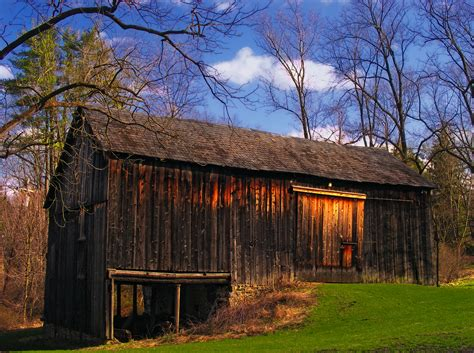 Free Images : tree, architecture, wood, farm, house