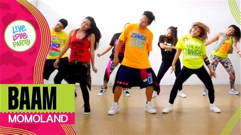Baam by Momoland | Live Love Party™ | Zumba® | Dance Fi