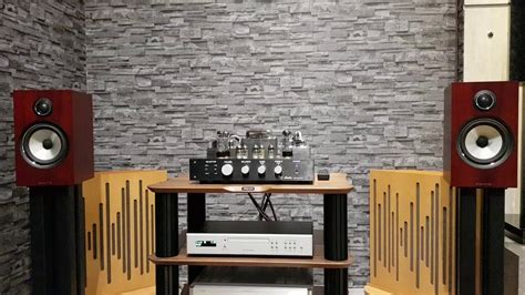 Bowers & Wilkins 706 s2 Testing // Bass and drum song