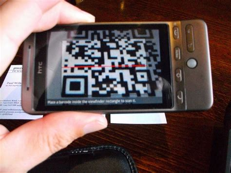 Barcode Scanner (application) - Wikipedia