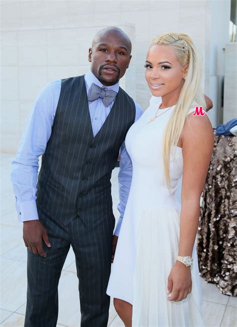 PHOTOS: Check Out Floyd Mayweather's Sexy Girlfriend - Naibuzz