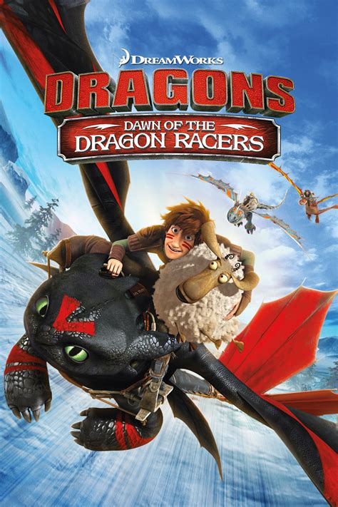 Dawn of the Dragon Racers   How to Train Your Dragon Wiki