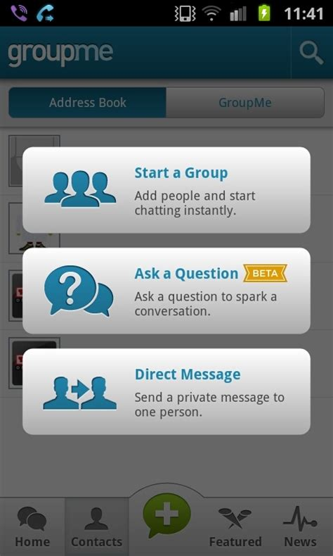 GroupMe - Android App - Download - CHIP