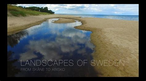 Sweden from above - Two beautiful drone films with