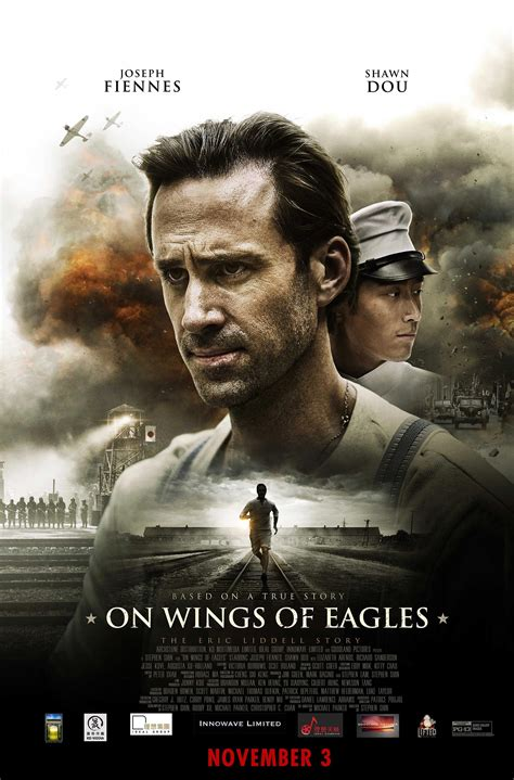 On Wings of Eagles (2017) Poster #1 - Trailer Addict