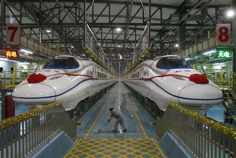 China to open Beijing-Shanghai high-speed rail link from