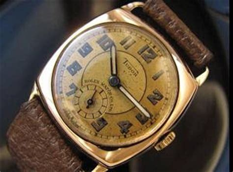 Pre-Owned Vintage Watch Price Guide: Rolex Tudor Model
