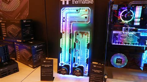 CES 2020: Custom cooling, new cases and more at