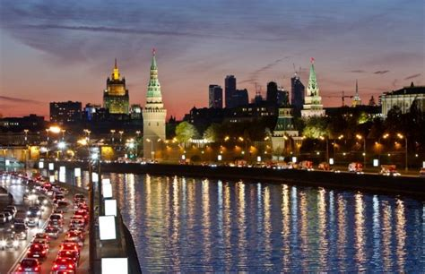 The World's Top Megacities and Their Famous Skylines (PHOTOS)
