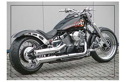 Wide tire kit for 650 V-Star - Club Chopper Forums